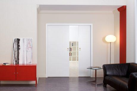 Tür weißer gemacht
