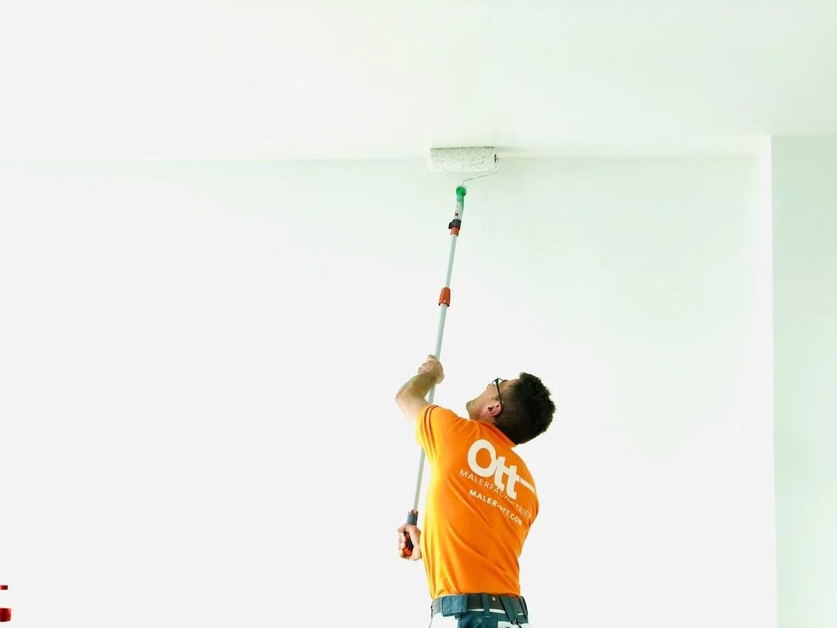 Wandgestaltung durch den Malerfachbetrieb Ott
