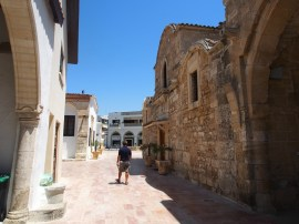 Église de St-Lazare, Larnaka