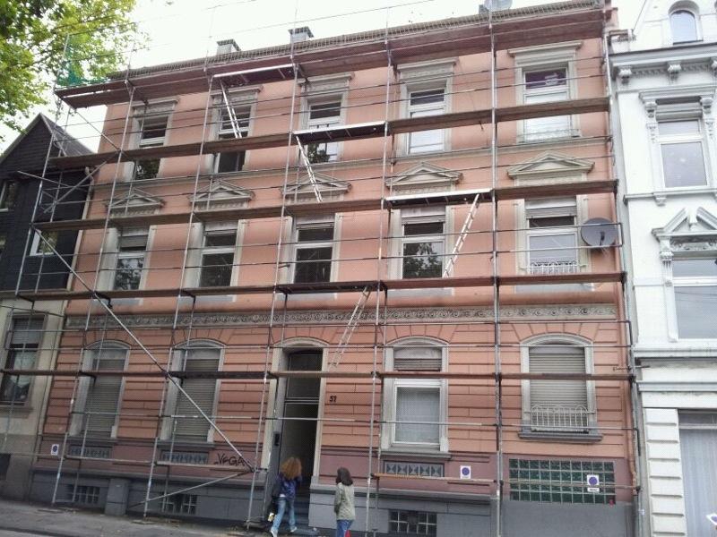 Sanierung Stuckfassade