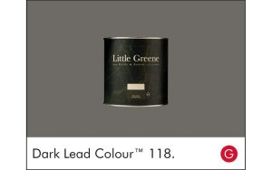 Little Greene_Dark Lead Colour_#118