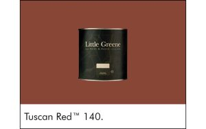 TUSCAN RED #140