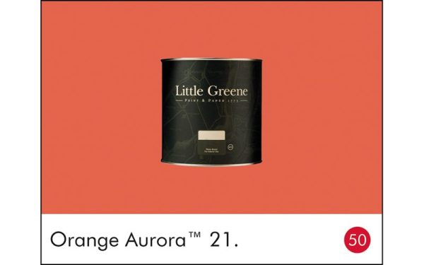 Little Greene_ORANGE AURORA_#21