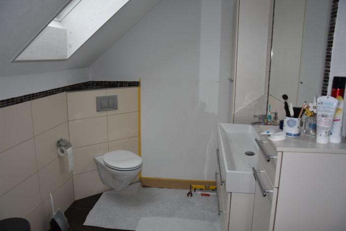 Badzimmer vorher