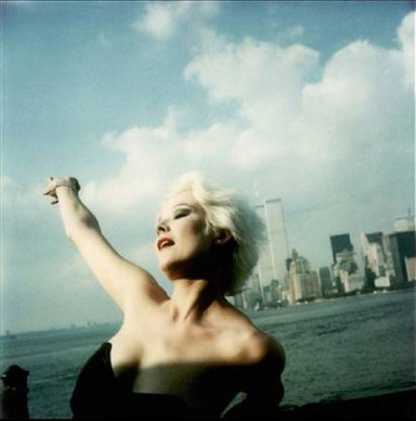 Patti Astor by Maripol