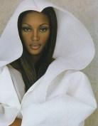 Saint Naomi Campbell