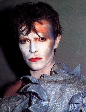 David Bowie by Brian Duffy