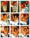 Candy bar wrapper serie: Rita Tellone, New York City, 1977.