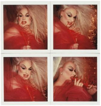 Divine fotografata da Antonio Lopez, New York, 1978