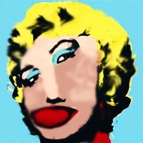 Ecce Homo Marilyn Monroe