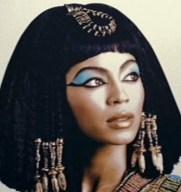 Beyoncé as Cleopatra in Dreamgirls, 2006