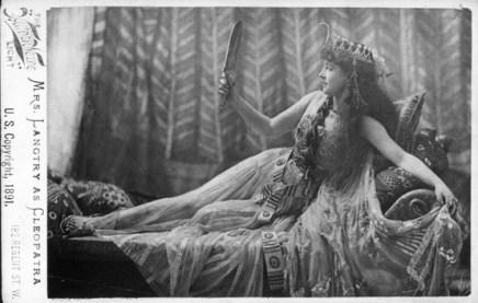 Lillie Langtry, 1891