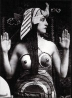 Lubov Tchernicheva, 1917 Cléopâtre costume from the Ballet Russes