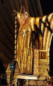 Madonna at Super Bowl, 2012 Style: Riccardo Tisci for Givenchy
