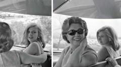 Giulietta Masina & Sandra Milo