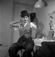 Telmy Talia by Michel Brodsky - Paris nightclub show, 1955
