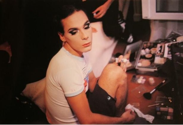 Misty by Nan Goldin