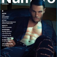 BAPTISTE GIABICONI 2016 NUMÉRO HOMME THAILAND COVER PHOTO SHOOT