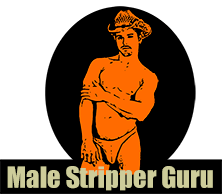 Male Stripper Guru Logo