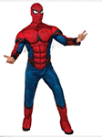 Spider-man adult male costume