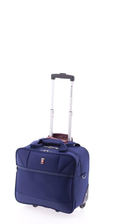 bolsa con ruedas azul gladiator