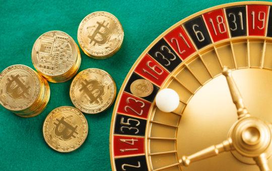Kasino bitcoin 440 putaran percuma