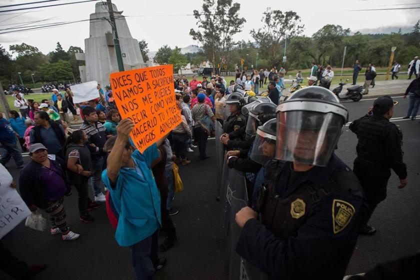 Más oposición al Hoy NO Circula en el DF