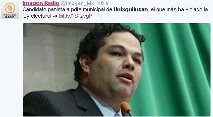 Abusos en Huixquilucan