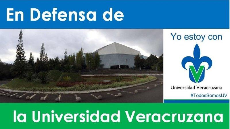 Javier Duarte págale a la Universidad Veracruzana