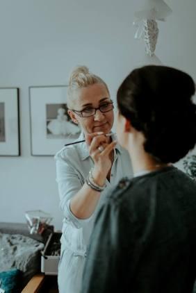 Małgorzata Dunder - Wizażystka Gdańsk, szkolenia makijażu