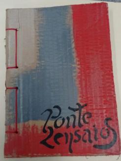 """""""2 Ensaios"""" de Antonio José Ponte. Foto: Mariana Costa Mendes."""