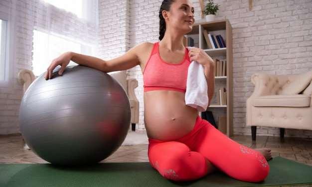 Musculação para gestantes