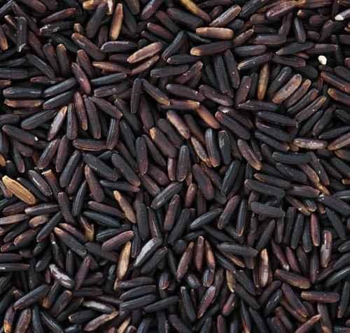 arroz preto