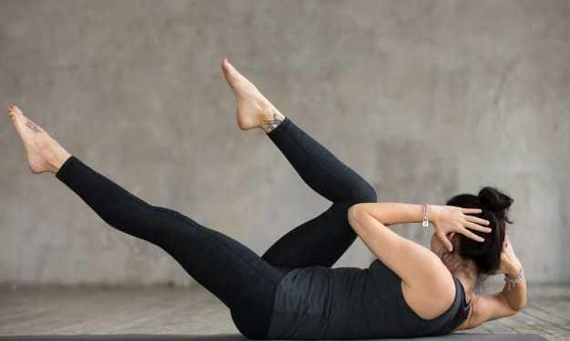 Exercícios para eliminar gordura lateral da cintura