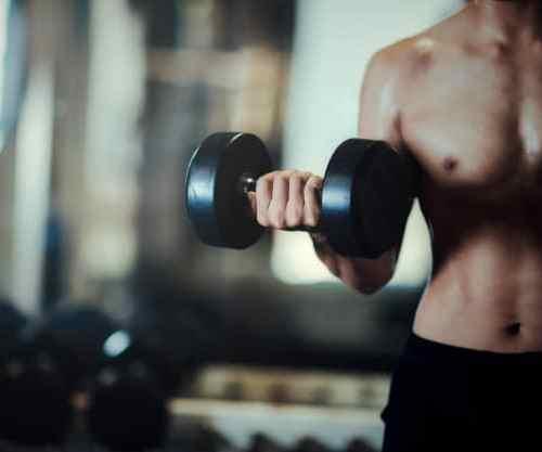 Musculação também ajuda a emagrecer