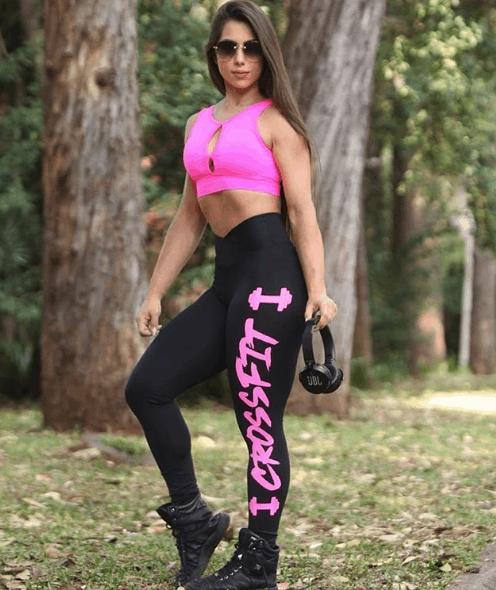 Roupas fitness feminina - Modelos e inspirações