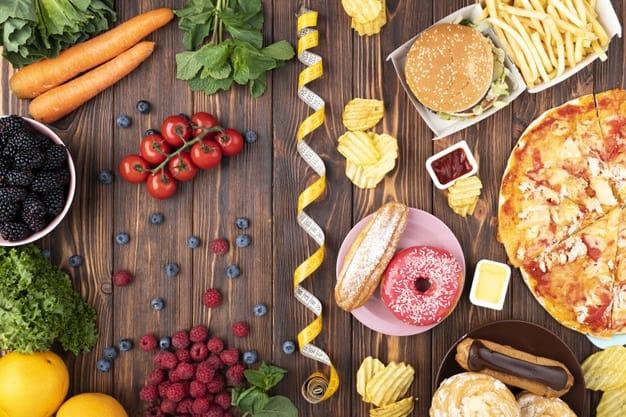 comidas que engordam