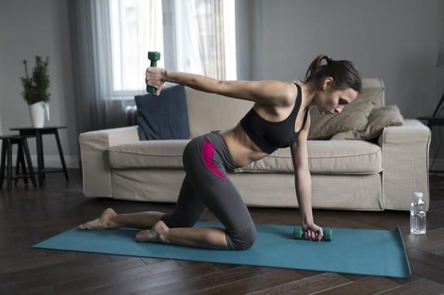 exercícios funcionais para fazer em casa