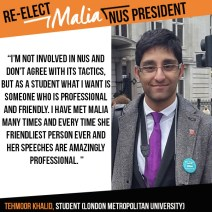 tehmoor endorsement