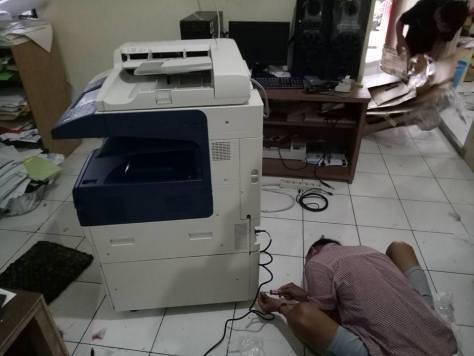 Mesin Fuji Xerox Apeosport IV C5570