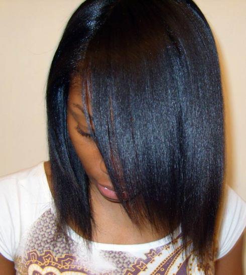 Relaxed Hair Malibubeautyjm