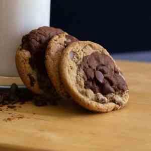 Brookie Cookies