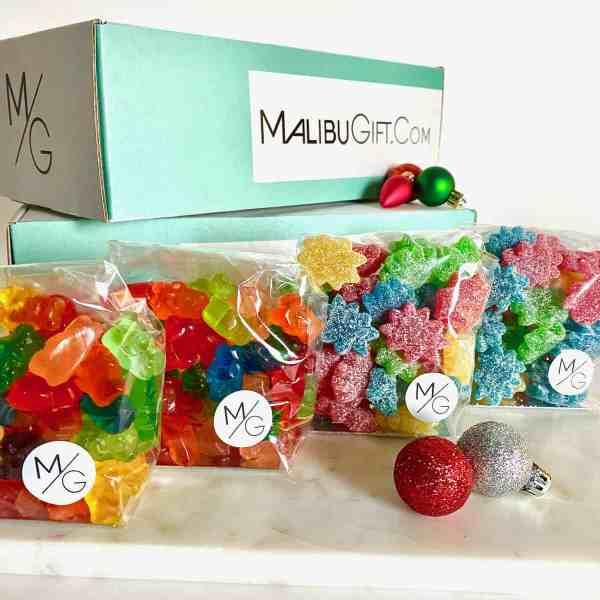Gummy Bear Gift Box