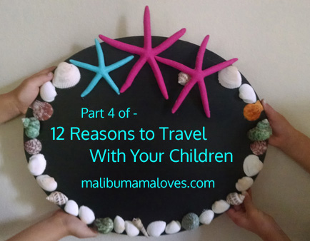 travel with your children
