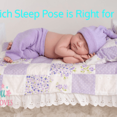 Which Sleep Pose Is Right For You?