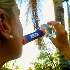 Acquapura Personal Water Filter Review