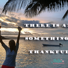 5 Reasons to be Thankful this Holiday Season