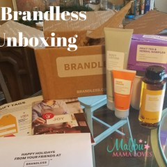 Conscious Living Vlog: A Brandless Unboxing