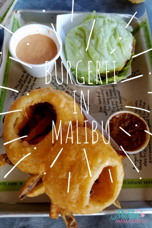 Conscious Living: BurgerFi in Malibu