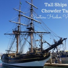 Tall Ships & Chowder Taste 2018 Ventura Harbor Village